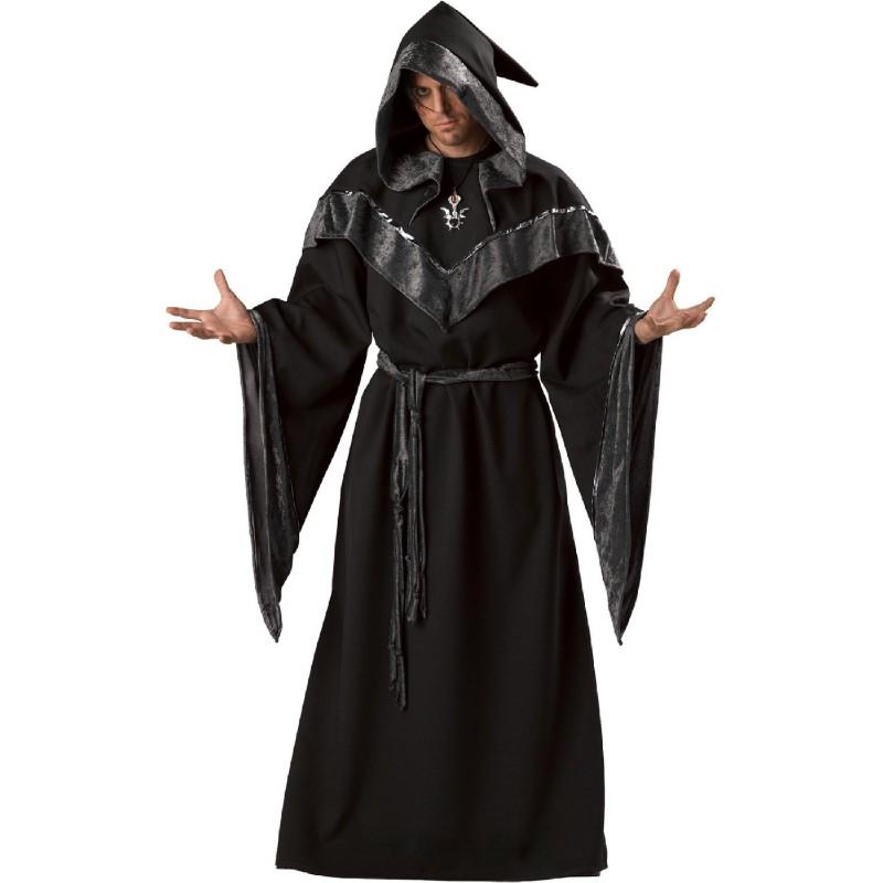 fantasia de bruxa Bruxo