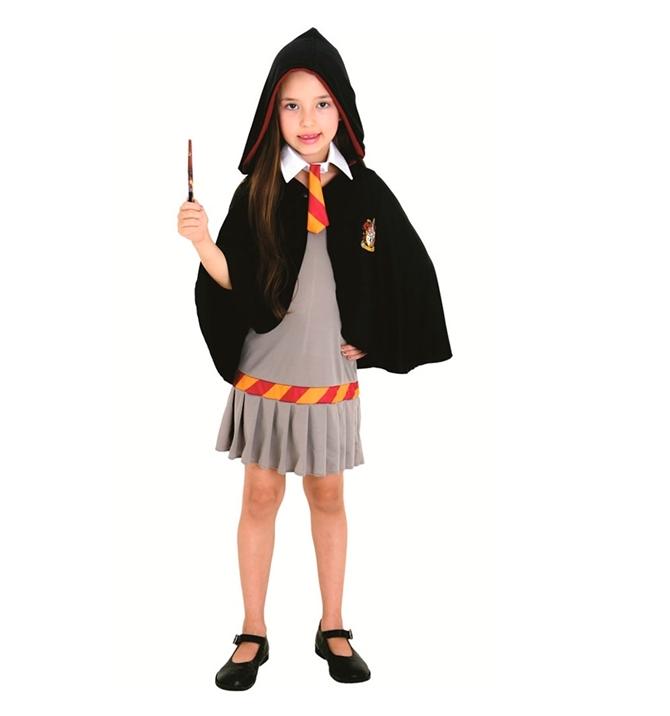 fantasia de bruxa Harry Potter