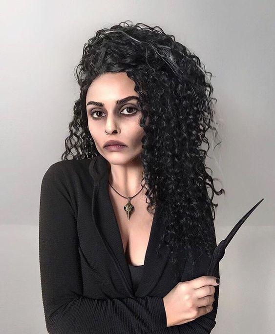 fantasia harry potter Feminina