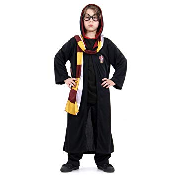 fantasia harry potter Simples
