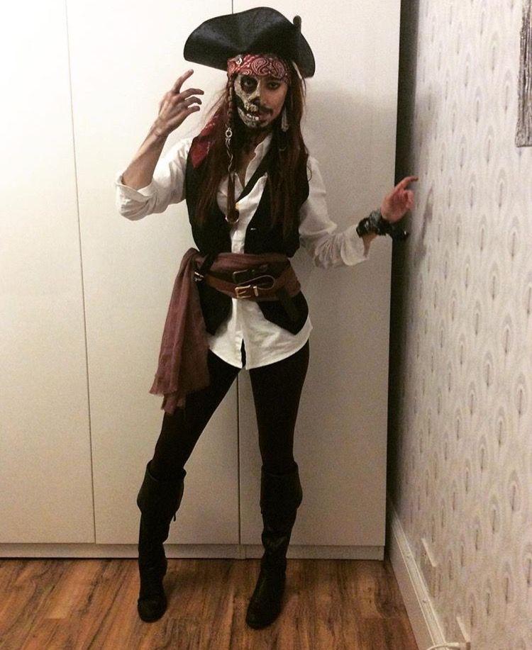fantasia jack sparrow Luxo
