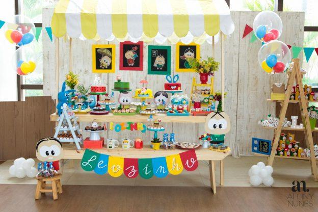 festa turma da mônica Toy