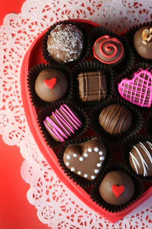 Lembrancinha Dia dos Namorados Com Bombons