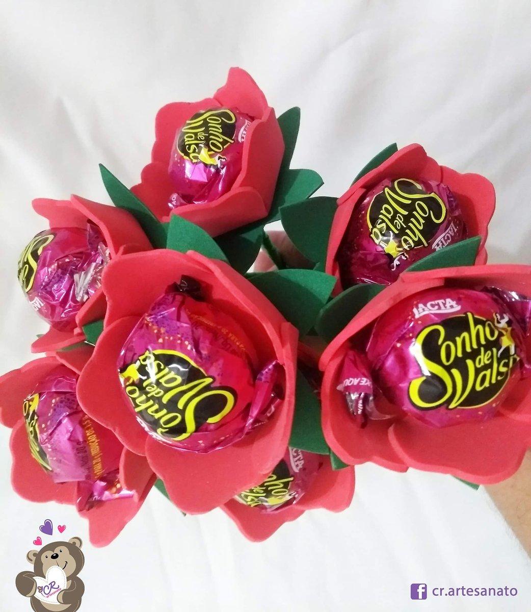 Lembrancinha Dia dos Namorados Em E.V.A.