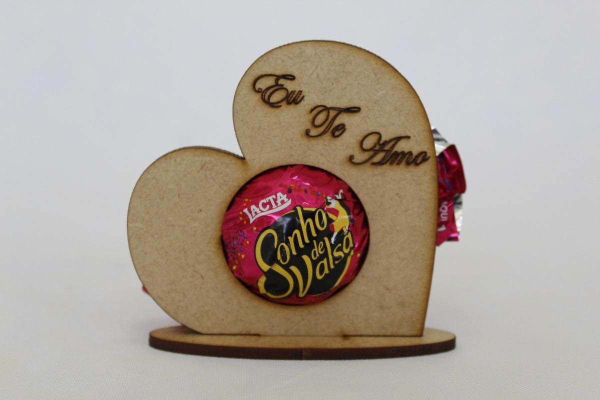 Lembrancinha Dia dos Namorados Em MDF