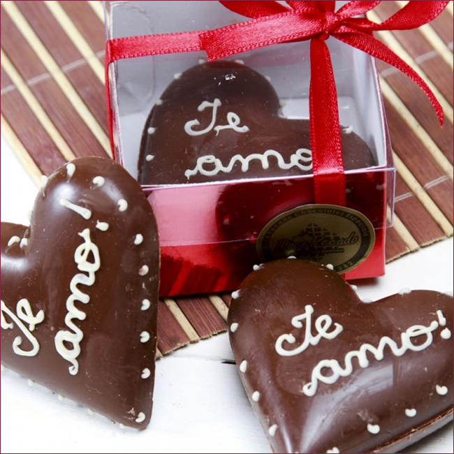 Lembrancinha Dia dos Namorados Simples