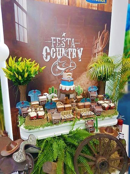 festa country Masculina