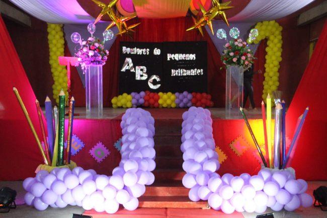 festa de formatura Abc