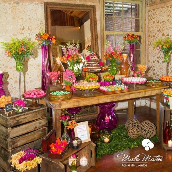 Festa Primavera Luxo