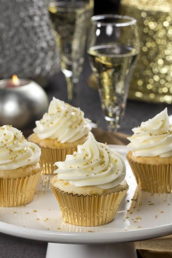Cupcake Para Batizado Simples