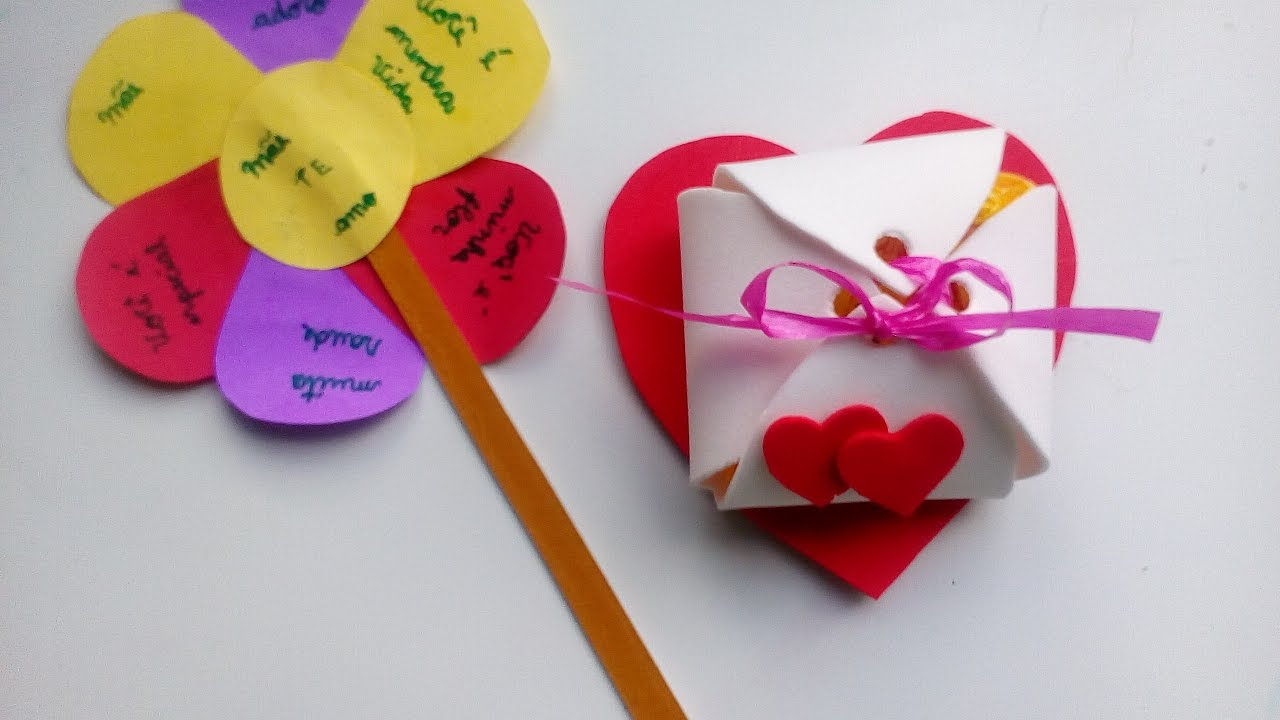 Lembrancinha com Lixa de Unha Para o Dia das Mães