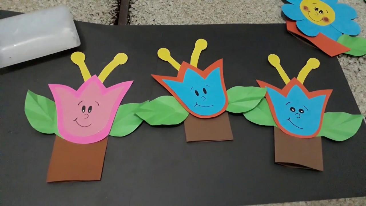 Lembrancinha Primavera Educação Infantil