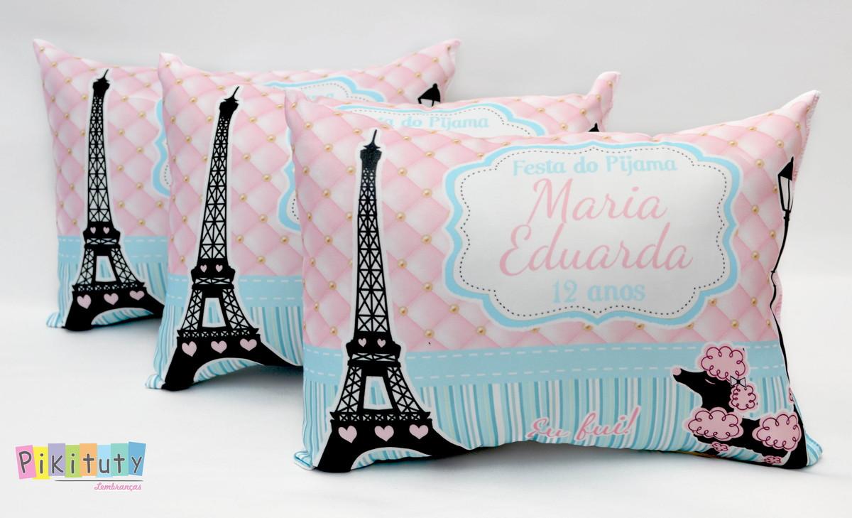 Lembrancinha Tema Paris Personalizada
