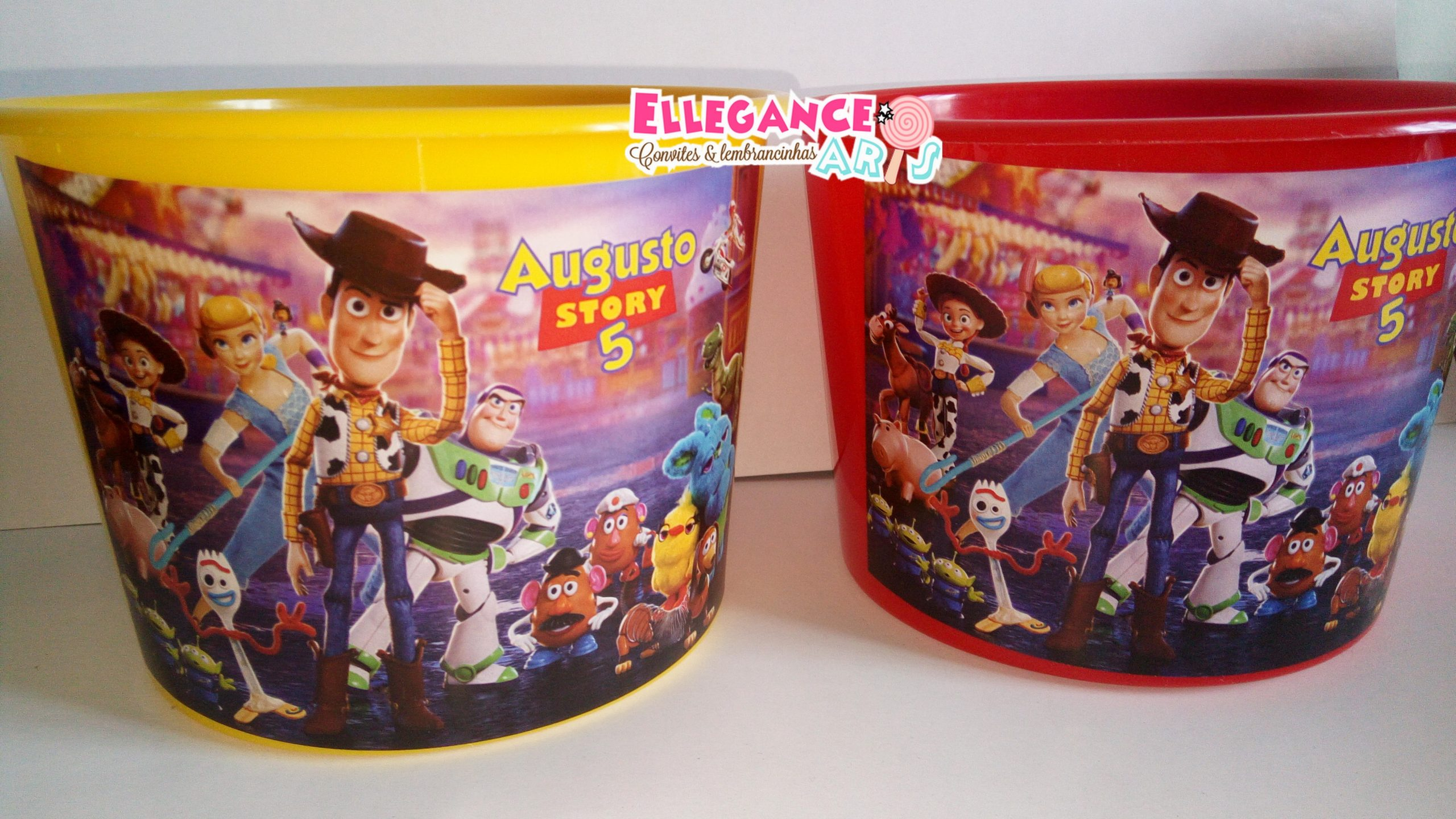 Lembrancinha Toy Story 4