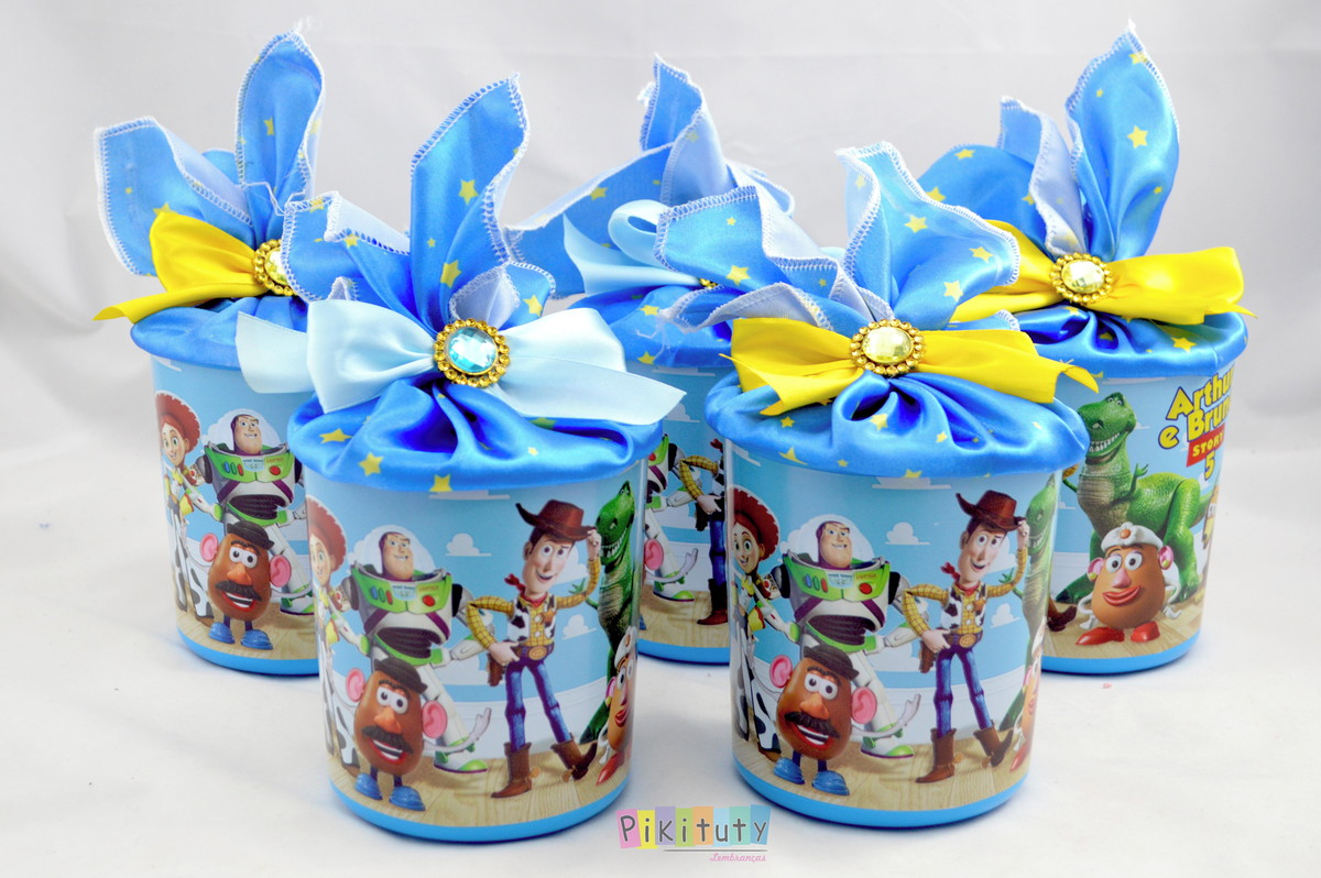 Lembrancinha Toy Story Centro de Mesa