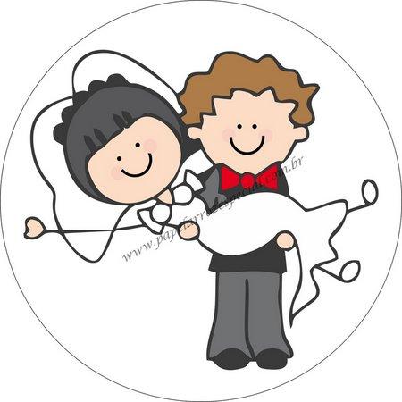 Adesivo Para Lembrancinha Casamento
