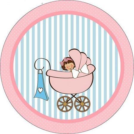 Adesivo Para Lembrancinha Maternidade