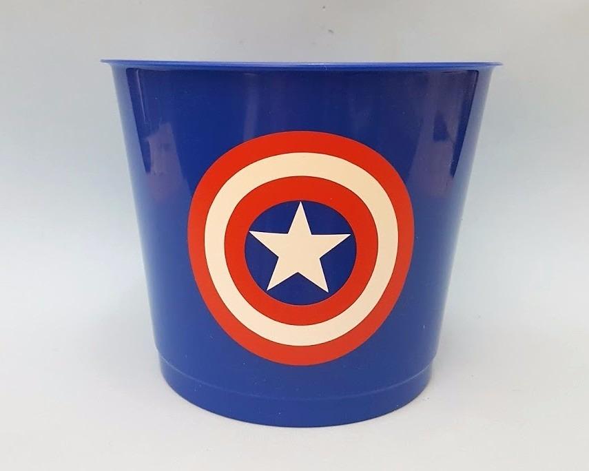 Lembrancinha Capitão América Simples