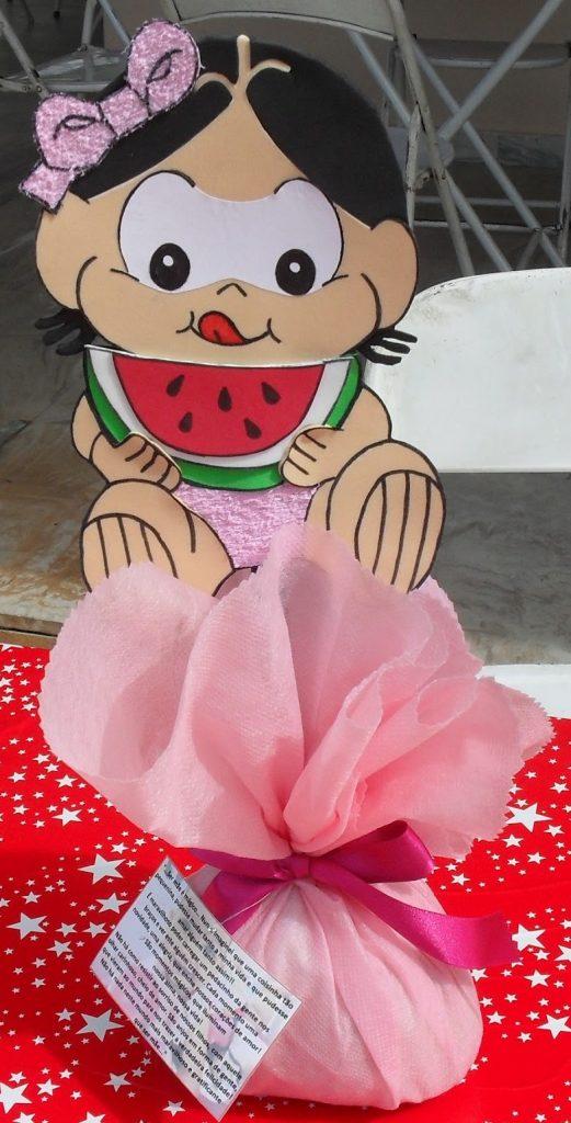 Lembrancinha da Magali Baby