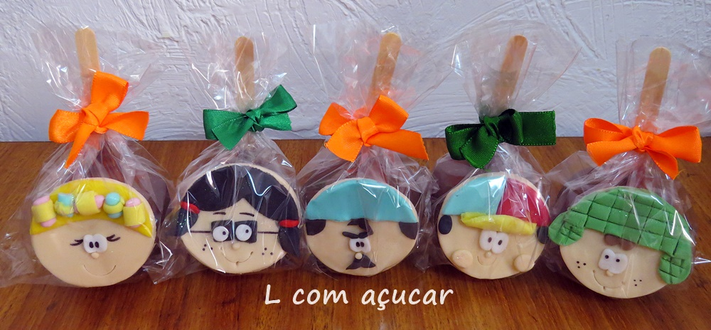 Lembrancinha do Chaves Simples