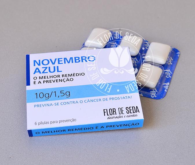Lembrancinha Para Homens Novembro Azul