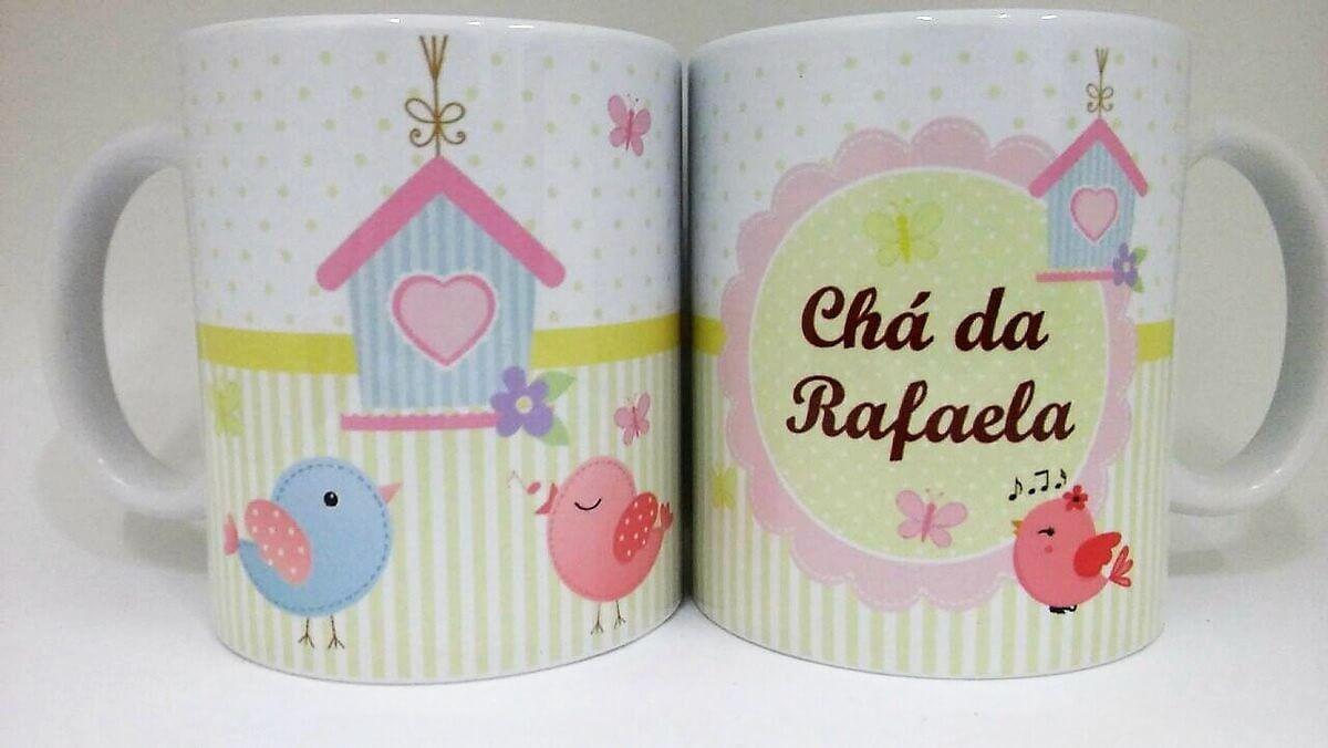 Lembrancinha Personalizada Chá de Bebê