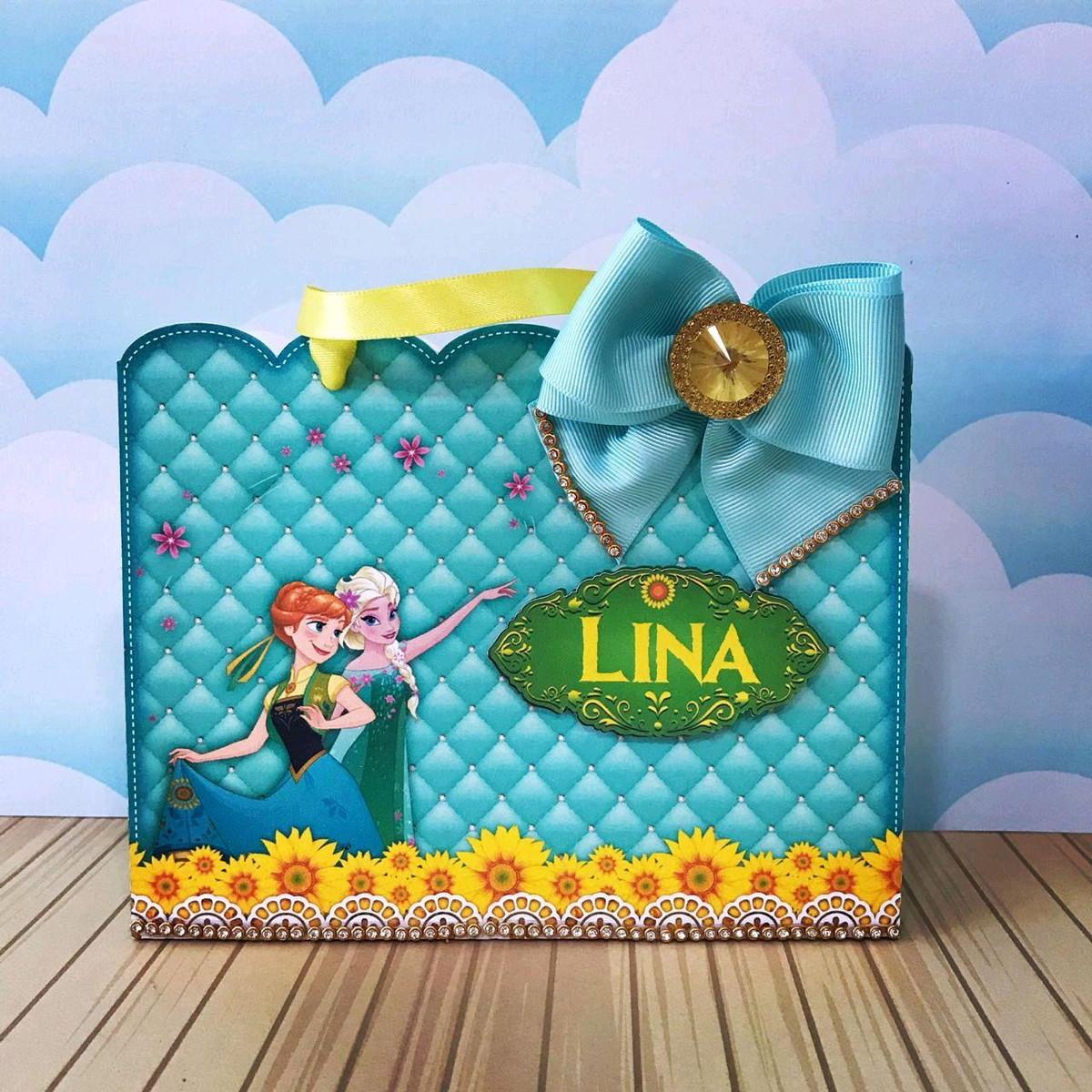 Lembrancinha Personalizada Luxo