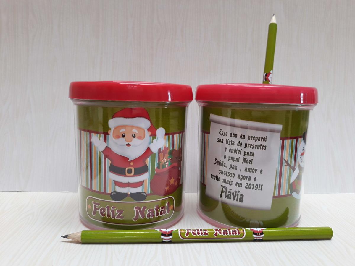 Lembrancinha Personalizada Natal