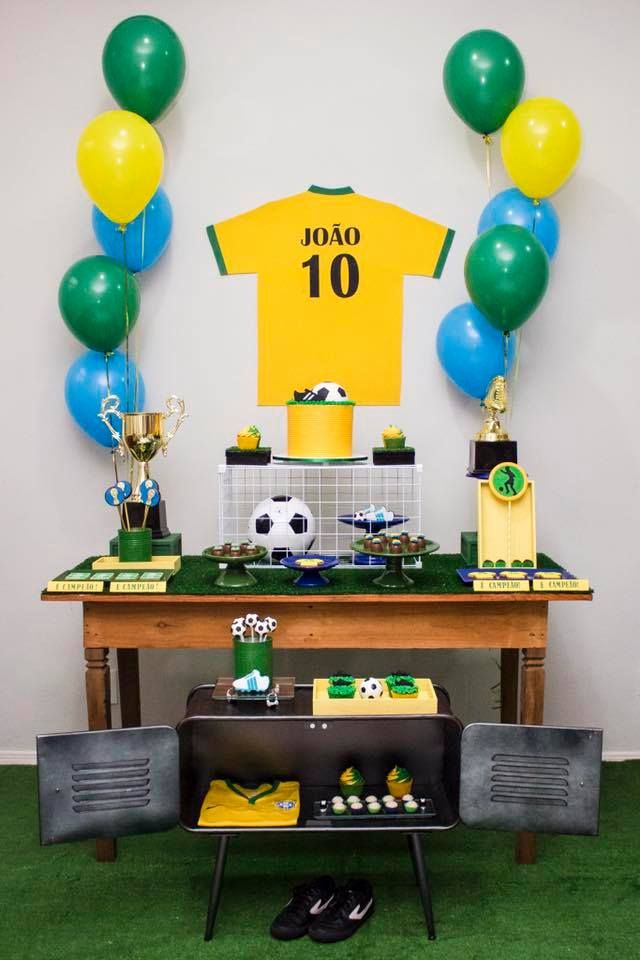 Festa de aniversário simples Infantil