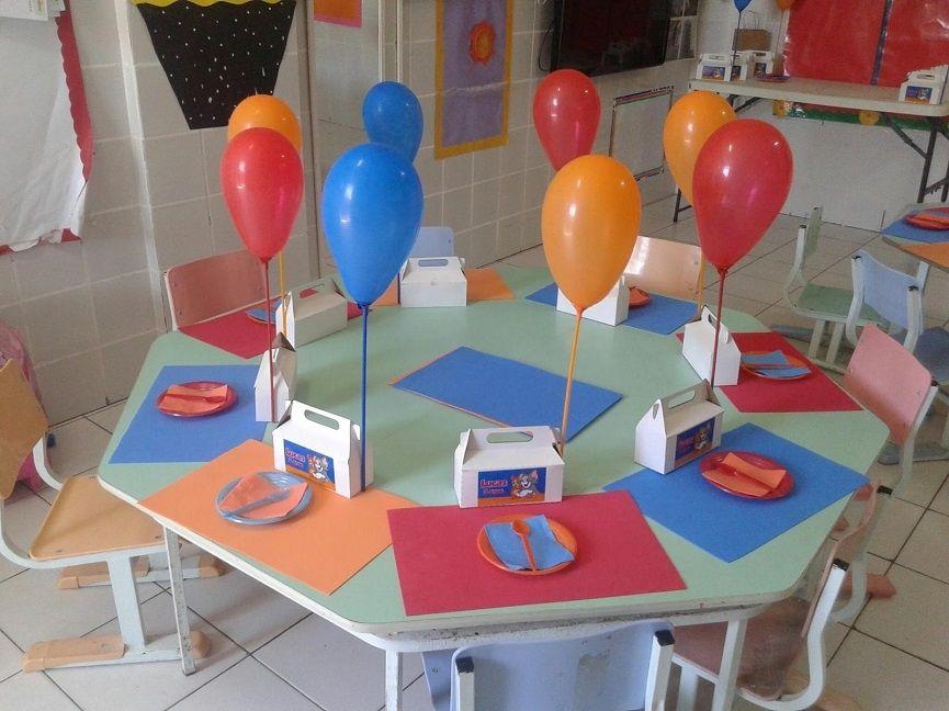 Festa na escola Barata