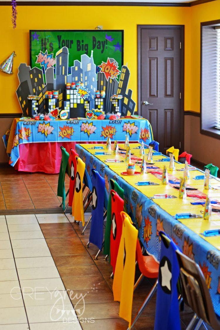 Festa na escola Infantil