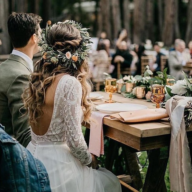 Tipo de Casamento Brunch