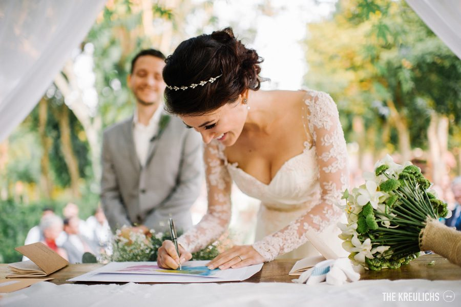 Tipo de Casamento Civil