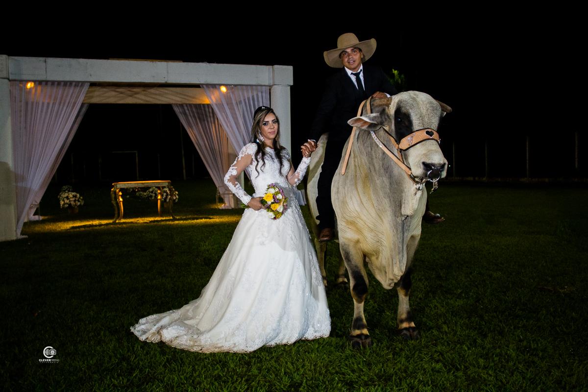 Tipo de Casamento Country