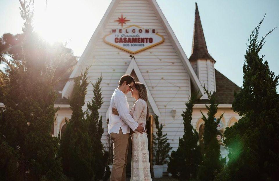 Tipo de Casamento Em Gramado