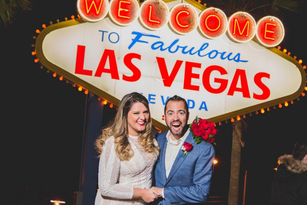 Tipo de Casamento Las Vegas
