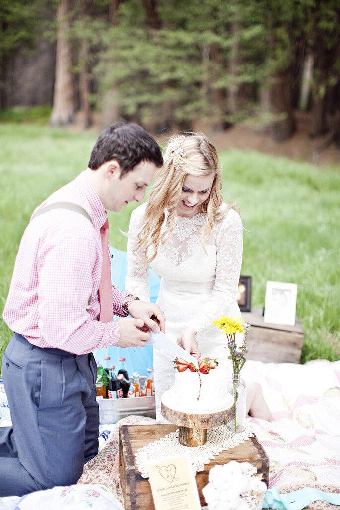 Tipo de Casamento Piquenique
