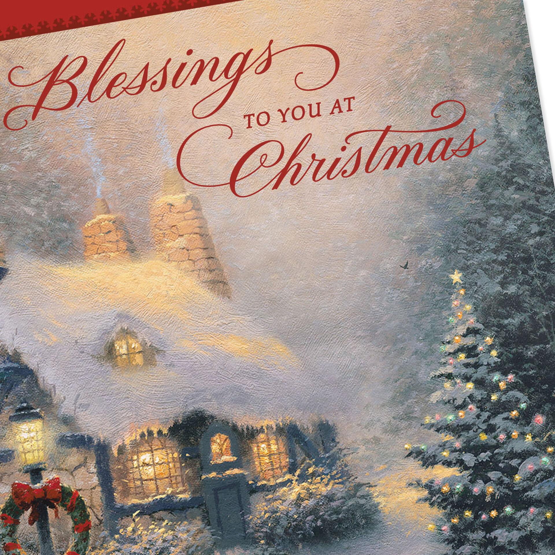 Cartões de Natal Em inglês