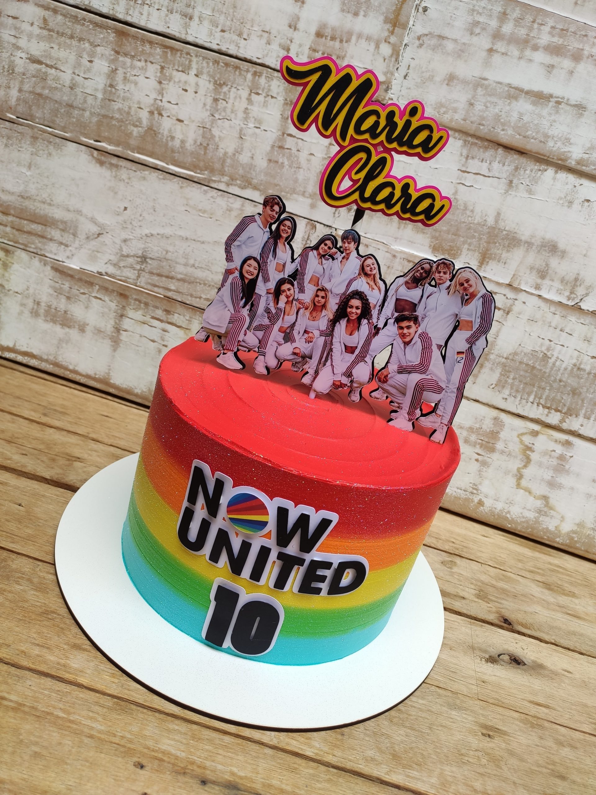 Bolo Now United Topo