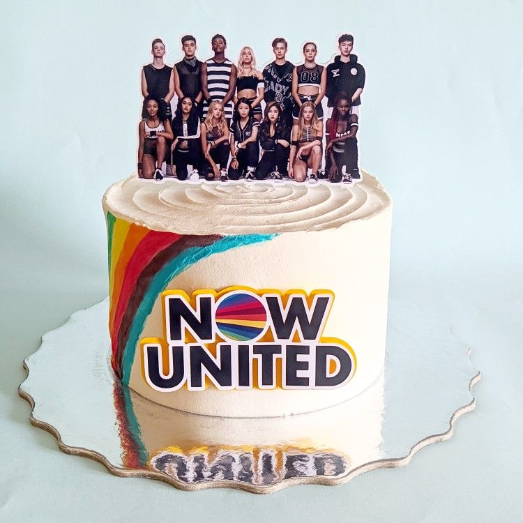 Bolo Now United Chatininho