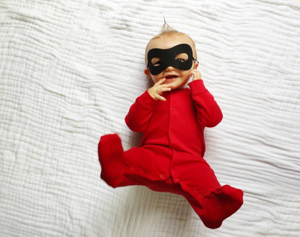 Fantasia para Bebê Fácil de fazer