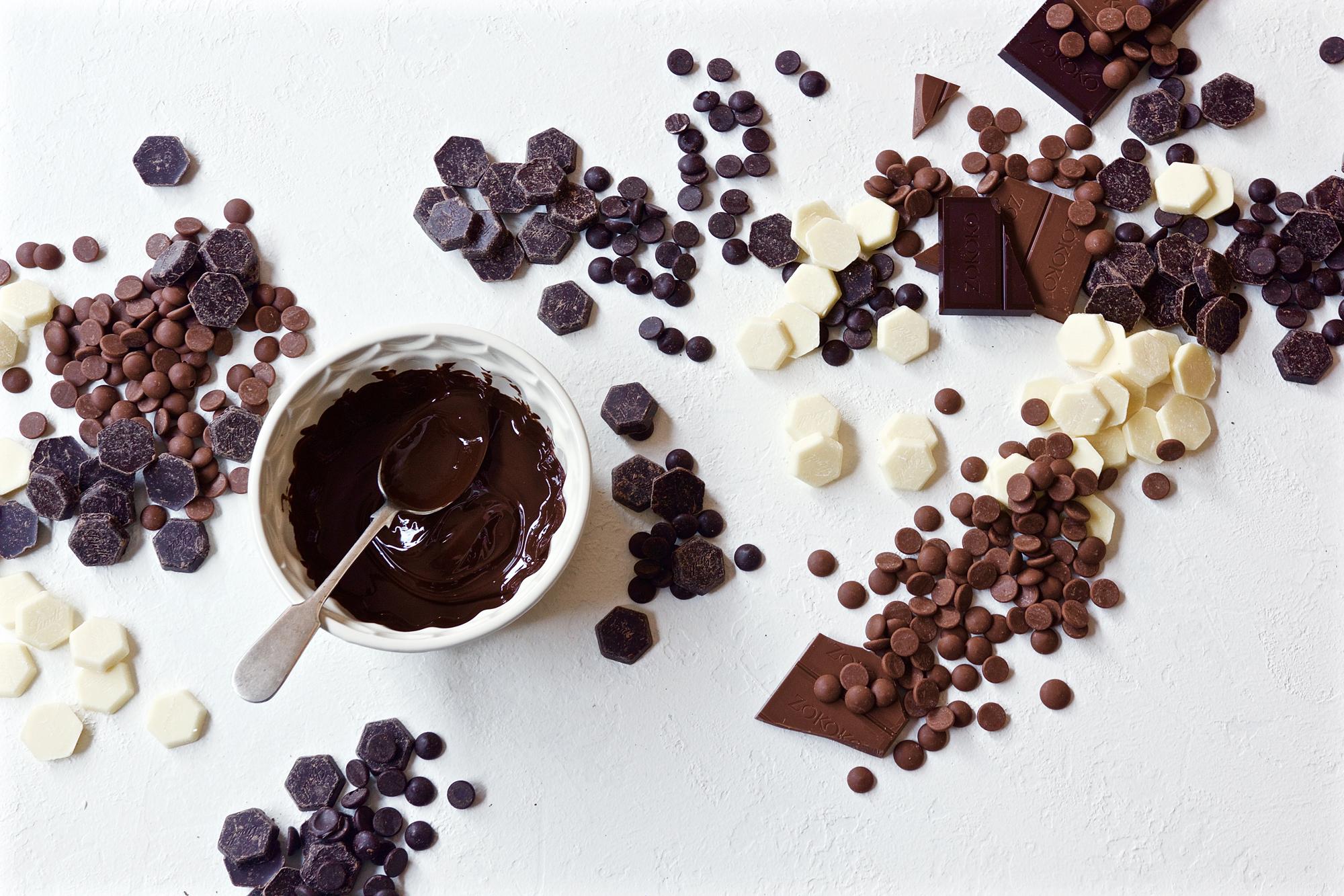 Ovos de Páscoa Chocolate Fracionado
