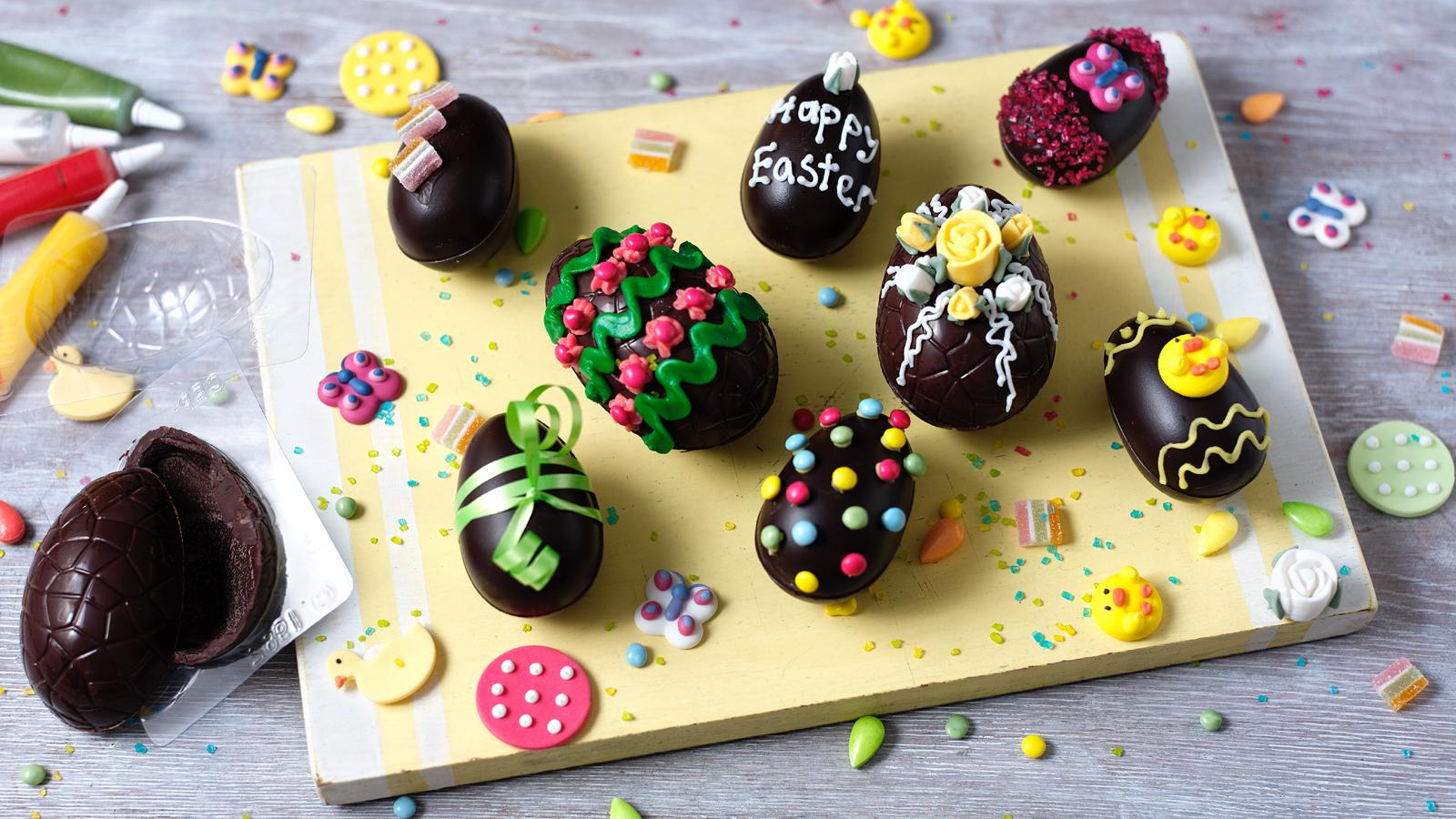 Ovos de Páscoa Infantil