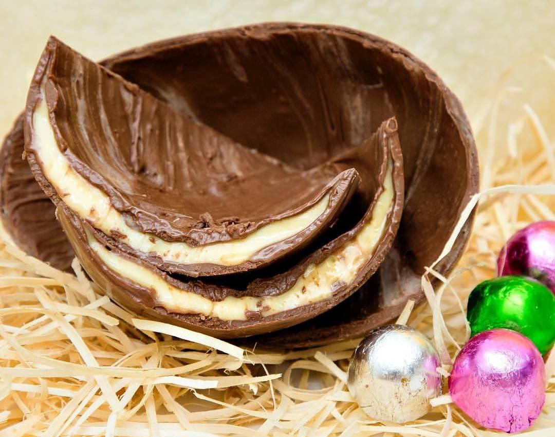 Ovos de Páscoa Trufado