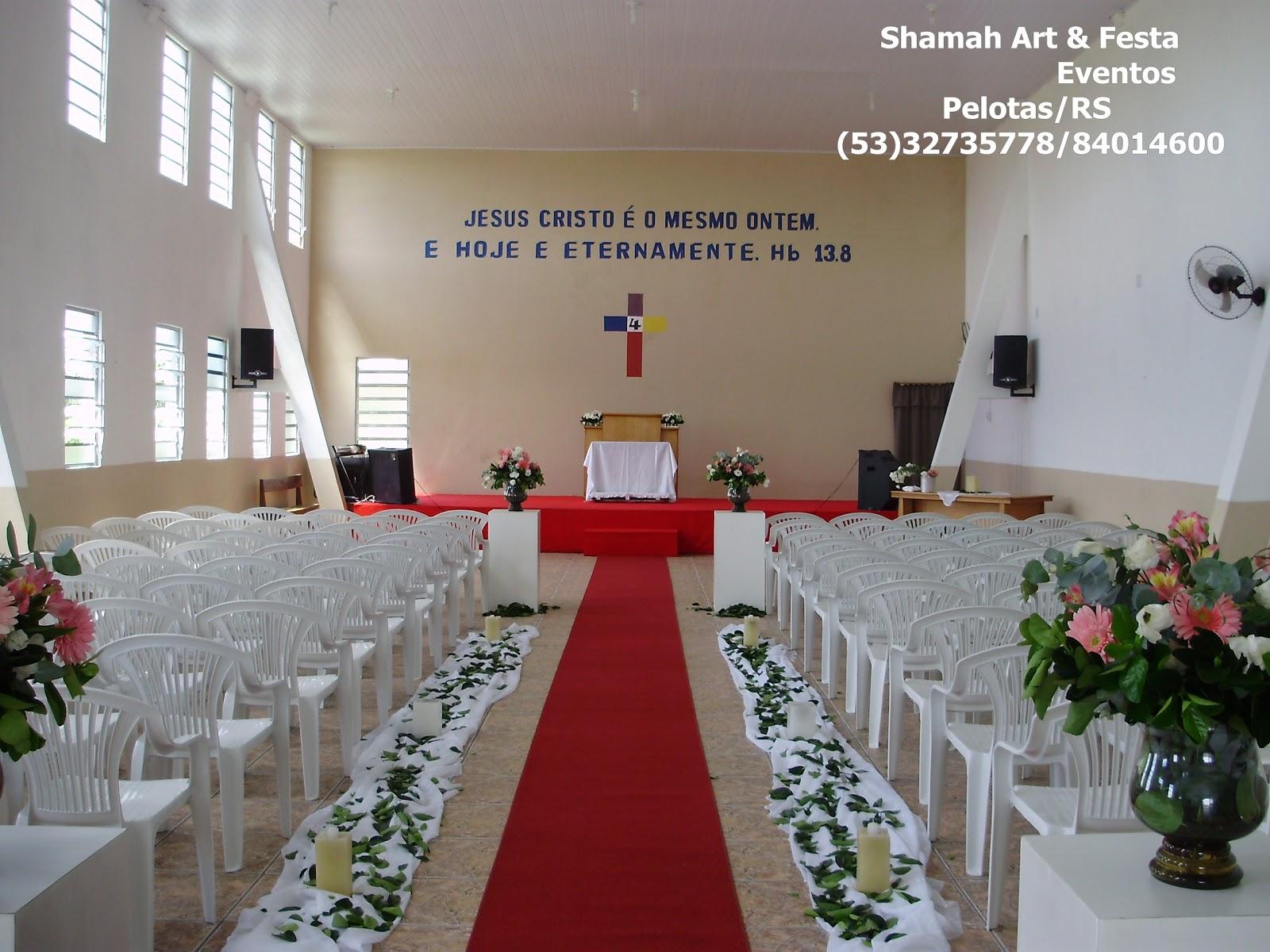 Renovação de votos Igreja Evangélica