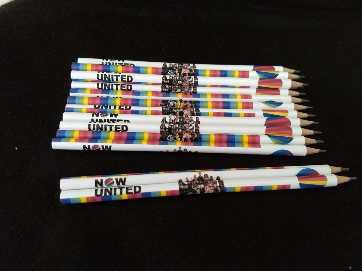 Lembrancinhas Now United De EVA
