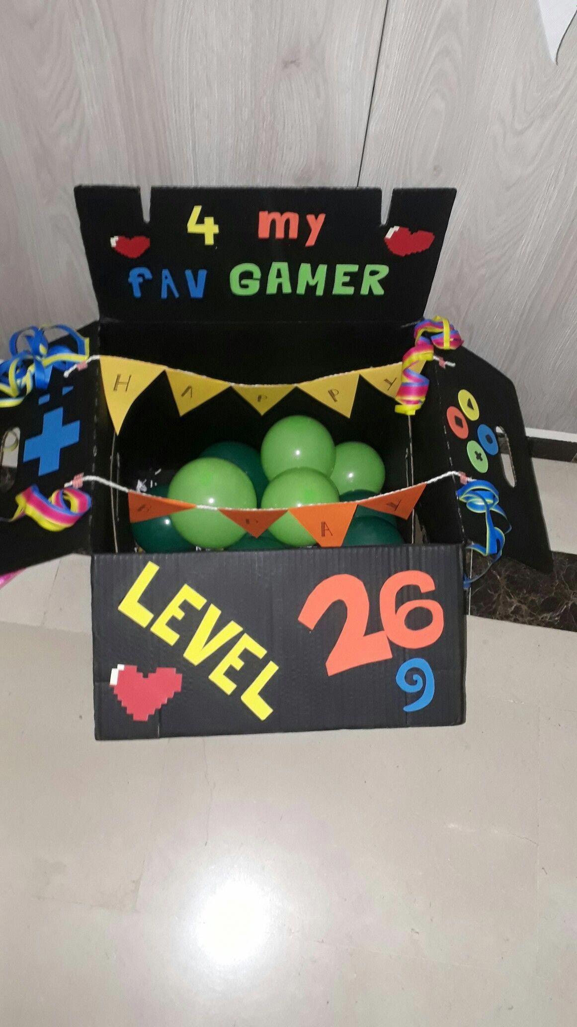 Presente para Namorado: Gamer