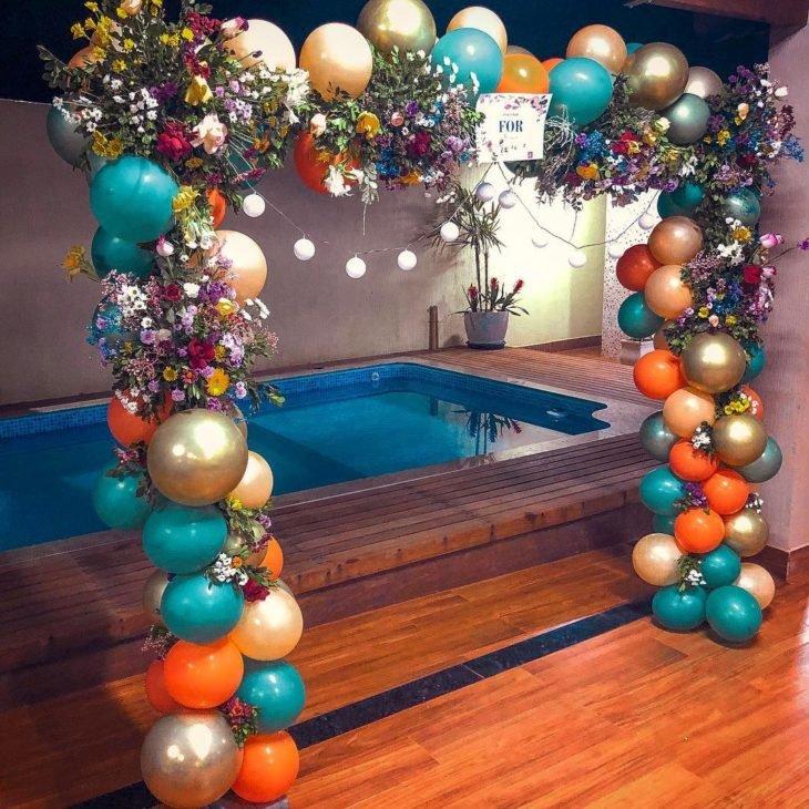 Balões de festas Arcos com balões