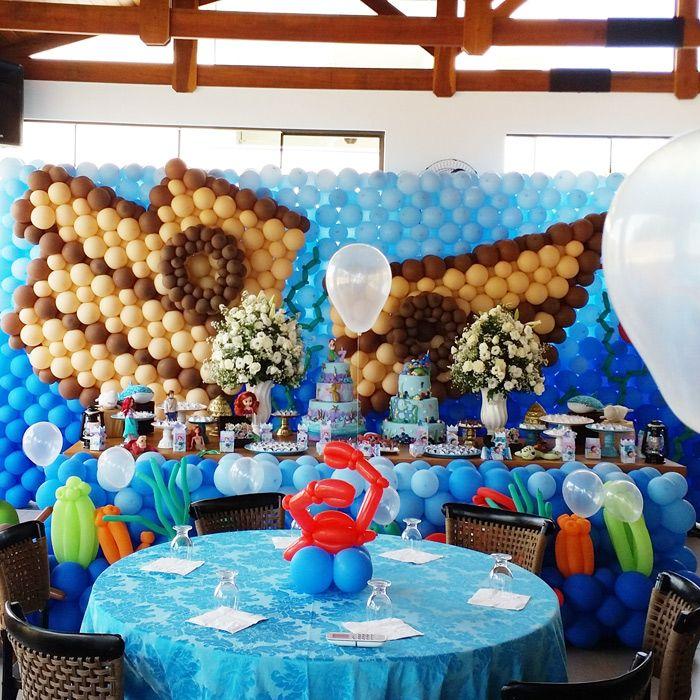 Balões de festas Artes
