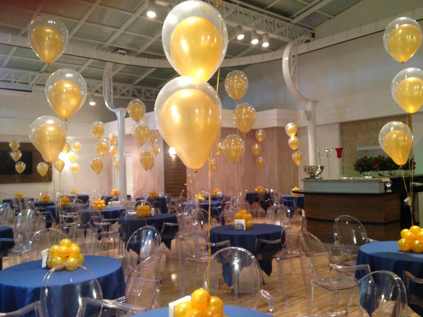Balões de festas Gás hélio